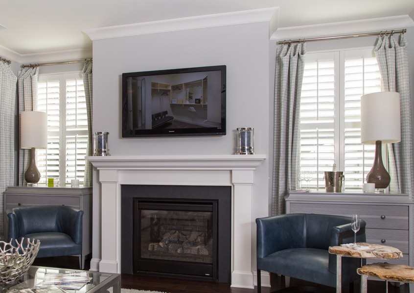 Fort Lauderdale installed designer shutters