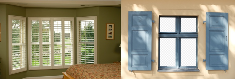 Fort Lauderdale FL outdoor and indoor shutters