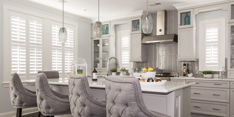 Fort Lauderdale kitchen shutters