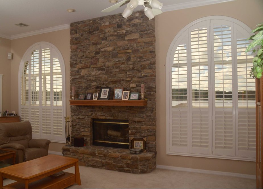 plantation shutters for arched windows sunburst polywood plantation shutters in particular are great for arched windows found rooms like the bathroom or kitchen polywood is 100 moisture proof arched shutters in fort lauderdale sunburst