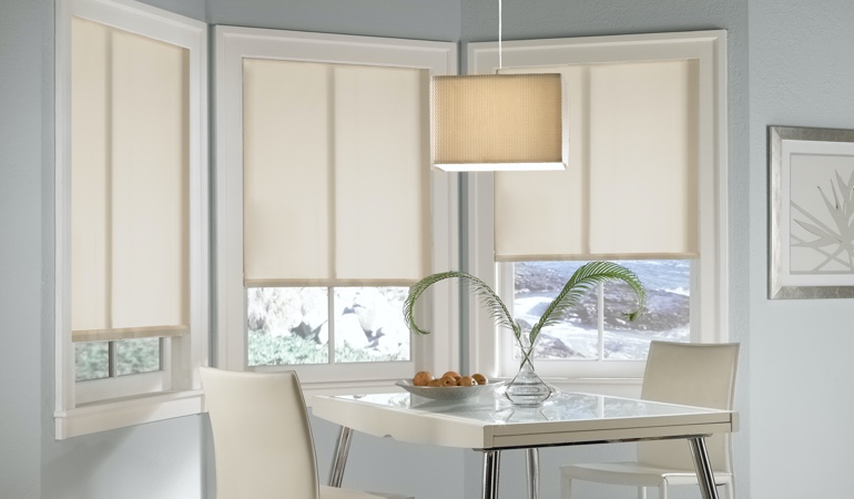 Fort Lauderdale solar roller shades