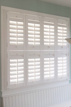 Fort Lauderdale Studio Plantation Shutters
