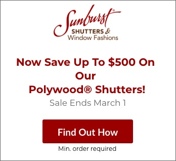 Sale on Fort Lauderdale Polywood Shutters