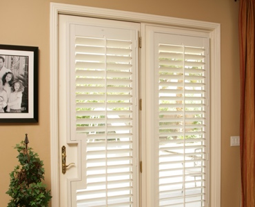 Fort Lauderdale french door shutters