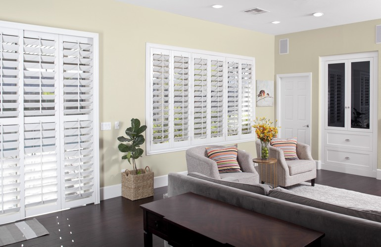 Living Room Shutters In Fort Lauderdale Part 60