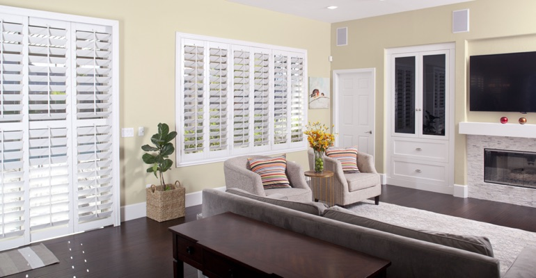 Polywood Plantation Shutters For Fort Lauderdale, FL Homes