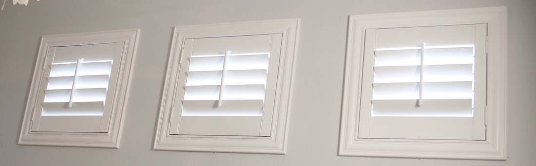 Fort Lauderdale casement window shutter.